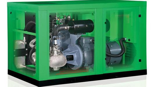 طراحی و ساخت سیستم کنترل کمپرسور 90KW